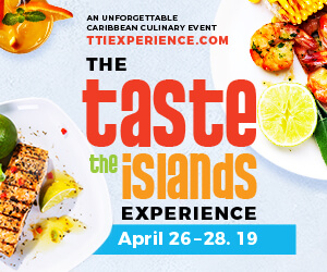 Taste the Islands Experience 2019